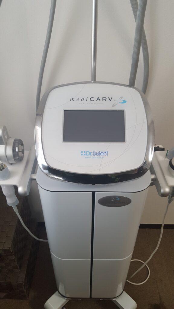 medi CARV (メディカーヴ) RF・キャビテーション・LED・吸引