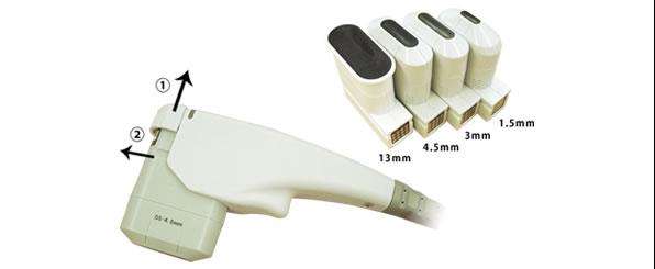 ウェルダンソニック ハイフ 痩身機 フェイシャル 美容機器