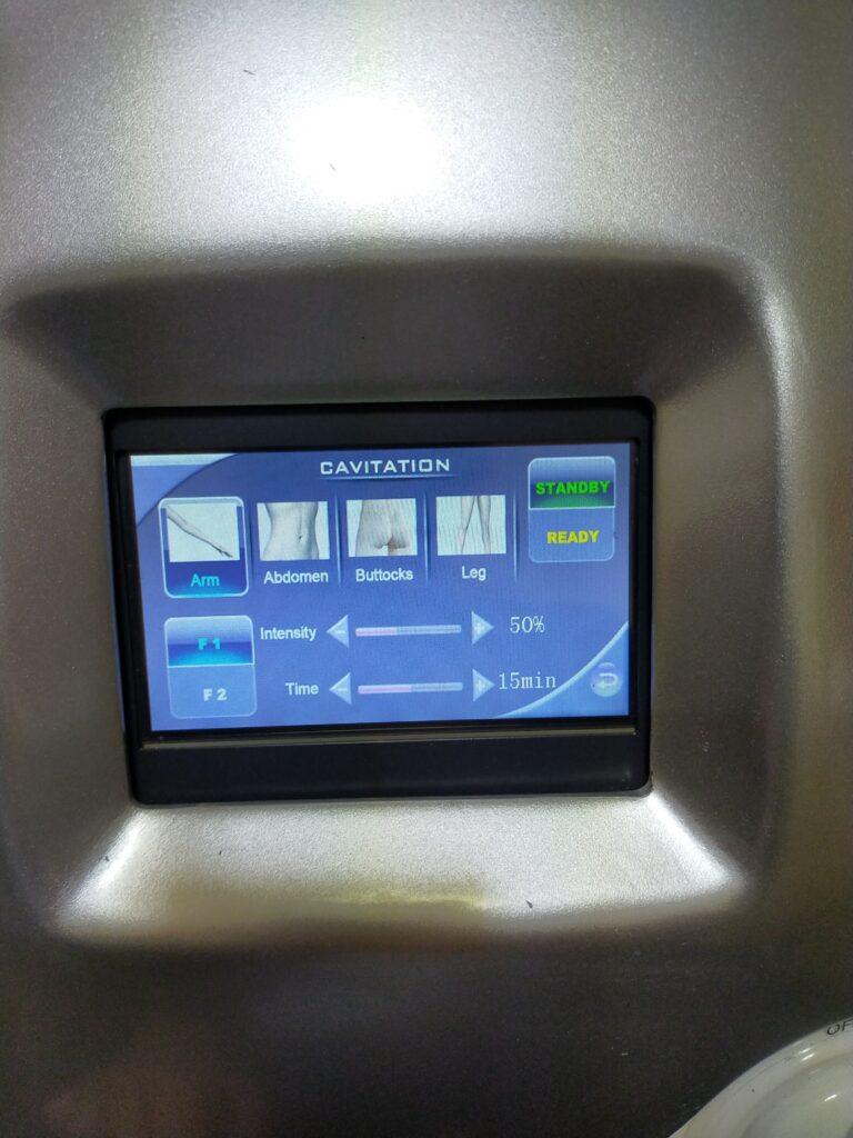 LUNA-V PLUS(ルナVプラス)キャビテーション+RF ラジオ波 中古美容機器